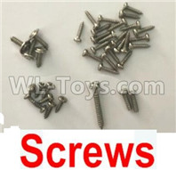 Wltoys XK A130-Y20 Parts-Spare Parts-Screws set,XK A130-Y20 RC Plane Drone Parts,A130-Y20 C-17 RC Plane Parts