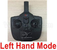 XK A150 Parts-Transmitter,Remote Control-Left Hand Mode-X4.013,XK A150 RC Plane Drone Parts,Boeing 747 RC Plane Parts,Boyin B747