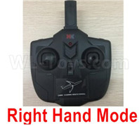 Wltoys XK A150 Parts-Transmitter,Remote Control-Right Hand Mode-X4.014,Wl Toys XK A150 RC Plane Drone Parts,Boeing 747 RC Plane Parts,Boyin B747