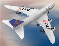 XK RC Plane Parts Upgrade Mods Battery-1