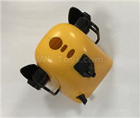XK A160 SKYLARK Parts-Head cover group-A160.0010,Wltech Wltoys XK A160-J3 Skylark Airplanes Parts