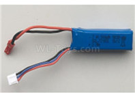 XK A160 SKYLARK Parts-Battry,7.4V 500mAh Lipo battery-1pcs-A160.0018,Wltech Wltoys XK A160-J3 Skylark Airplanes Parts