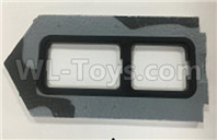 Wltoys XK A180 Parts-Battery compartment cover.A180.0003