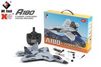 Wltoys XK A180 F22 Raptor RC Plane Drone, Wltech XK A180 F22 Raptor RC Plane Toy Plane, RC AirPlane RC Glider