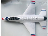 Wltoys XK A200 Parts The Fuselage Body foam assembly. A200.0002