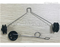 Wltoys XK A200 Parts Landing Gear Parts. A200.0007