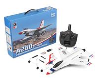 Wltoys XK A200 F-16B RC Plane, RC AirPlane RC Glider.