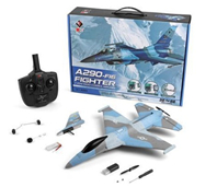 Wltoys XK A290 F16 Fighter RC Plane Drone,Wltech XK A290 F16 Fighter RC Plane Toy Plane, RC AirPlane RC Glider. Wltoys XK A290 F16 Fighter RC Plane Toy Plane, RC AirPlane RC Glider Accessories