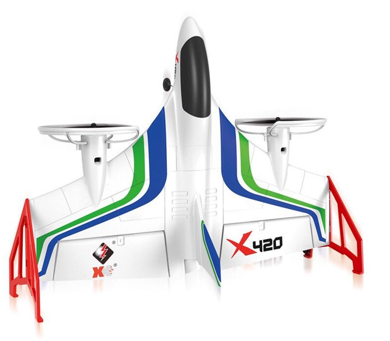XK X420 Simulator RC Plane,XK X420 AirPlane,XK X420 Vertical takeoff and landing aerial drone