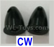 XK X450 Parts-Propellers fasten nut(2X CW)-X520.0024,XK A450 Vtol Aviator Parts,XK X450 RC Plane Parts