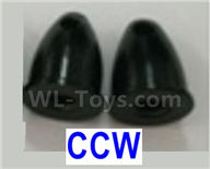XK X450 thercsaylors Parts-Propellers fasten nut(2X CCW)-X520.0025,XK A450 Vtol Aviator Parts,XK X450 RC Plane Parts