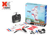 Wltoys F500 RC AirPlane Drone (Wltoys F500 vertically flight brushless 6 channel rc plane),with X8 big Version Transmitter