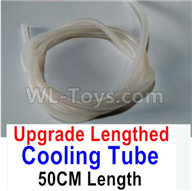Feilun FT011 Upgrade Lengthed Cooling Tube Parts-50CM Length,feilun ft011 mods Parts,feilun ft011 tuning Parts