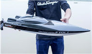 Feilun FT011 RC Boat sowofa feilun ft011 vs ft012 Boat-all,Brushless motor 2.4g RC racing boat With Water Cooling System