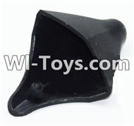Feilun FT011 Parts-Protect cover for the head of the FT011 Boat Shell