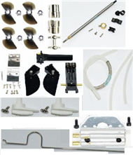 Feilun FT011 Parts-Carsh parts 1(Include the Parts-05,11,14,18,19,20,22,25),Feilun FT011 RC Boat Parts