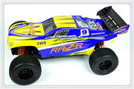 DHK RAZ-R RC Truck car,DHK RAZ-R Brushless Truck,DHK 8134 High speed 1/10 1:10 Full-scale rc racing car-DHK-Car-All