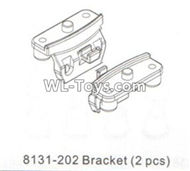 DHK RAZ-R Parts-Bracket(2pcs) Parts-8131-202,DHK RAZ-R Parts,DHK Wolf Parts,DHK HOBBY 8133 8134 Parts