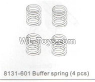 DHK RAZ-R Parts-Buffer spring(4pcs) Parts-8131-601,DHK RAZ-R Parts,DHK Wolf Parts,DHK HOBBY 8133 8134 Parts