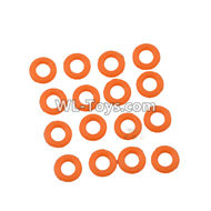 DHK RAZ-R Parts-O Ring(8X2mm)-16pcs Parts-8381-109,DHK RAZ-R Parts,DHK Wolf Parts,DHK HOBBY 8133 8134 Parts