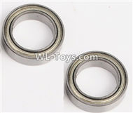DHK RAZ-R Ball bearing,Wheel Bearing(10X15X4mm)-2pcs Parts-8381-110,DHK RAZ-R Parts,DHK Wolf Parts,DHK HOBBY 8133 8134 Parts