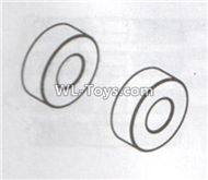 DHK RAZ-R Parts-Ball Bearing(5X11X4mm)-2pcs Parts-8381-117,DHK RAZ-R Parts,DHK Wolf Parts,DHK HOBBY 8133 8134 Parts