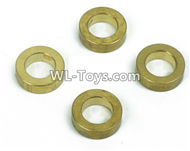 DHK RAZ-R Parts-Brass washer(4pcs) Parts-8381-601,DHK RAZ-R Parts,DHK Wolf Parts,DHK HOBBY 8133 8134 Parts