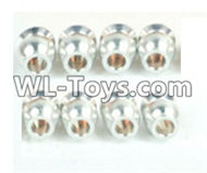 DHK RAZ-R Parts-Double Way ball end(8pcs) Parts-8381-6Z3,DHK RAZ-R Parts,DHK Wolf Parts,DHK HOBBY 8133 8134 Parts