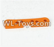 DHK RAZ-R Parts-Lower sus.arm plate-Front Parts-8381-721,DHK RAZ-R Parts,DHK Wolf Parts,DHK HOBBY 8133 8134 Parts