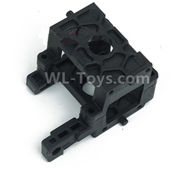 DHK Hunter Parts-Center diff gear box and Center diff gear box plate Parts-8381-206,DHK Hunter 8135 Parts,DHK Hunter Parts-4x4 Parts,DHK Hobby 8135 Parts