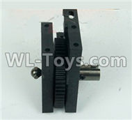 DHK Crosse Parts-Assembly of Reduction gearbox Parts-8136-200,DHK Crosse 8136 RC Car Parts,DHK Hobby Crosse 8136 Parts