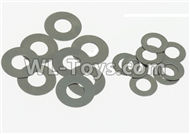 DHK Crosse Parts-Washer-A & Washer-B(8pcs each) Parts-8381-107,DHK Crosse 8136 RC Car Parts,DHK Hobby Crosse 8136 Parts