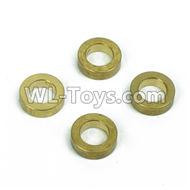 DHK Crosse Parts-Brass washer(4pcs) Parts-8381-601,DHK Crosse 8136 RC Car Parts,DHK Hobby Crosse 8136 Parts