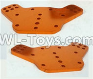 DHK Crosse Parts-Brace(2pcs)-Can also be used 8381 8383 Parts-8381-717,DHK Crosse 8136 RC Car Parts,DHK Hobby Crosse 8136 Parts