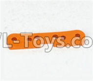 DHK Crosse Parts-Lower sus.arm plate-Front Parts-8381-721,DHK Crosse 8136 RC Car Parts,DHK Hobby Crosse 8136 Parts