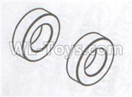 DHK Maximus Parts-Ball bearing(Dia 8X14X4mm)-2pcs Parts-8381-114,DHK Hobby Maximus 8382 Parts,DHK 8382 RC Truck Parts