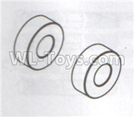 DHK Maximus Parts-Ball Bearing(5X11X4mm)-2pcs Parts-8381-117,DHK Hobby Maximus 8382 Parts,DHK 8382 RC Truck Parts