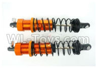 DHK Maximus Shock absorber complete Parts(2pcs) Parts-8381-300-01,DHK Hobby Maximus 8382 Parts,DHK 8382 RC Truck Parts