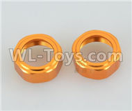 DHK Maximus Parts-Shock cap(2pcs) Parts-8381-301,DHK Hobby Maximus 8382 Parts,DHK 8382 RC Truck Parts