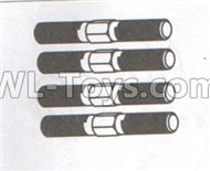 DHK Maximus Parts-Anti-Roll Bar Linkage(4pcs) Parts-8381-402,DHK Hobby Maximus 8382 Parts,DHK 8382 RC Truck Parts