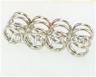 DHK Maximus Parts-Buffer spring(4pcs) Parts-8381-603,DHK Hobby Maximus 8382 Parts,DHK 8382 RC Truck Parts