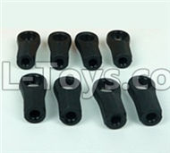 DHK Maximus Parts-Plastic Rod end(8pcs) Parts-8381-6Z2,DHK Hobby Maximus 8382 Parts,DHK 8382 RC Truck Parts