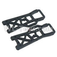 DHK Maximus Parts-Lower sus..arm-Front,Front lower arm(2pcs) Parts-8381-706,DHK Hobby Maximus 8382 Parts,DHK 8382 RC Truck Parts