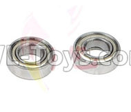 DHK Maximus Parts-Ball bearing(6X12X4mm)-2pcs Parts-8381-710,DHK Hobby Maximus 8382 Parts,DHK 8382 RC Truck Parts