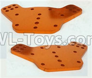 DHK Maximus Parts-Brace(2pcs)-Can also be used 8381 8383 Parts-8381-717,DHK Hobby Maximus 8382 Parts,DHK 8382 RC Truck Parts