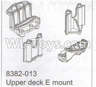 DHK Maximus Parts-Upper deck E mount Parts-8382-013,DHK Hobby Maximus 8382 Parts,DHK 8382 RC Truck Parts