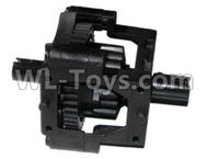 DHK Maximus Central diff gear box Parts(Complete) Parts-8382-200,DHK Hobby Maximus 8382 Parts,DHK 8382 RC Truck Parts