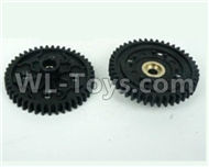 DHK Maximus Parts-Spur gear-45T(Plastic)-2pcs Parts-8382-202,DHK Hobby Maximus 8382 Parts,DHK 8382 RC Truck Parts