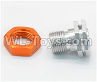 DHK Maximus Wheel hub and Nut Parts(M12)-8382-701,DHK Hobby Maximus 8382 Parts,DHK 8382 RC Truck Parts