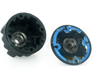 DHK Zombie 8384 Differential Case set & Differential case cover & Differential gasket Parts-8381-106,DHK Hobby Zombie 8E 8384 RC Truck Parts